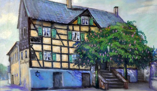 Eifelon 06 11 Haus um 1900 Verein RZ 1