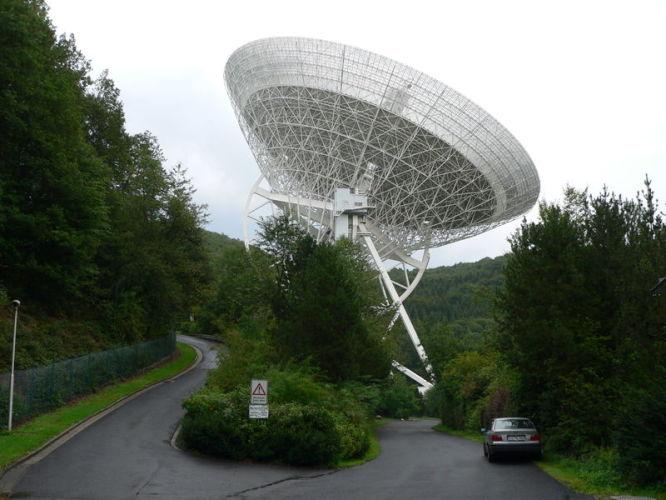 100 m Radio Telescope Effelsberg Germany