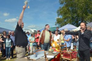 Waldis Sommerfest Auktion