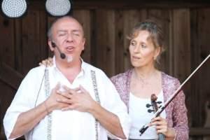 Benefizkonzert Scholz-Gomez - Mitten ins Herz