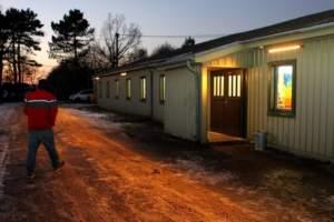 Camp Schelde Vogelsang Beleuchtung