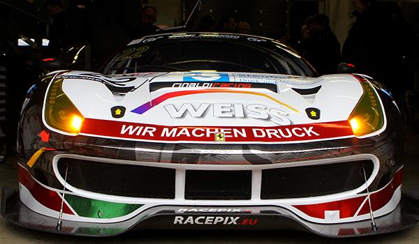 Eifelon 1803 WTM Ferrari PD 1