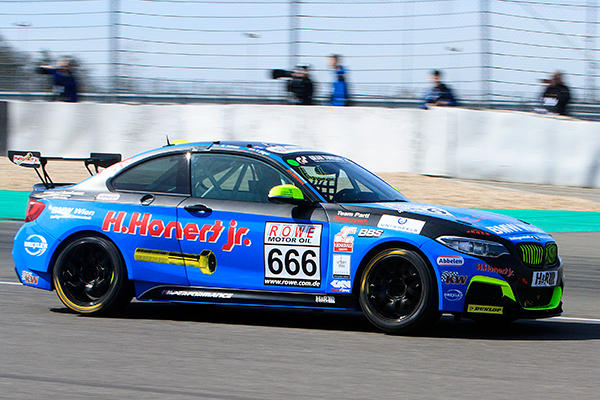 Eifelon 666 Team Scheid - Honert Motorsport PD 1