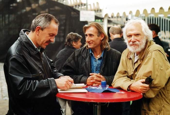 Georges Moustaki, Gilbert, Peter Stollenwerk